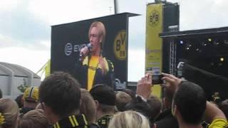 Borussia Dortmund 2011 - Kloppo Double von Klopp - Deutscher Meister auf der B1