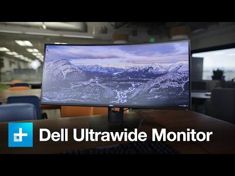 Dell 34-inch Ultrawiide Monitor U3417W  - Hands On