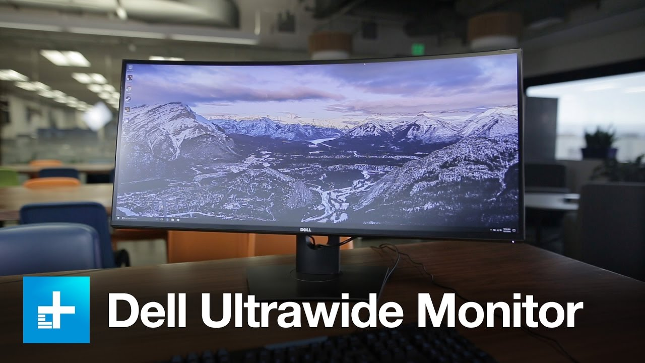 Dell 34-inch Ultrawiide Monitor U3417W - Hands On