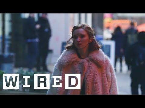 The Experimental Series: Achieving the impossible with Lily Cole  WIRED with Glenfiddich  Wired