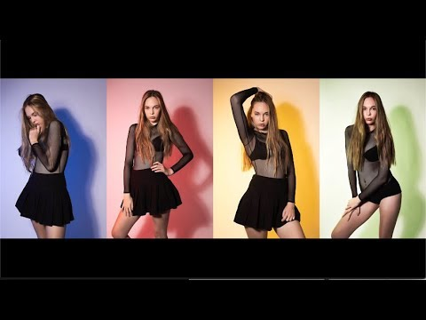 How To Do A Studio Gell Shoot