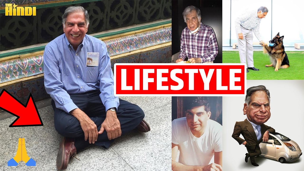 Ratan Tata Lifestyle 2020 | Income, House, Cars, Private Jet, Trust, Family, Biography & Net Wor
