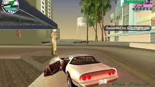 Je test gta vice city android avec une manette