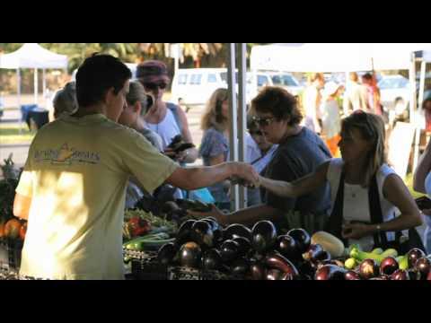 Byron Bay Markets: Farmers' Market