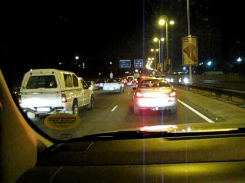 traffic jam in joburg.avi