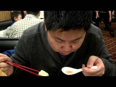 The soupiest, juiciest Xiao Long Bao!
