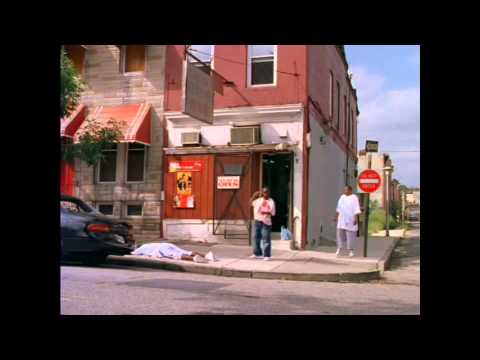The Wire Stanfield vs  Barksdale War