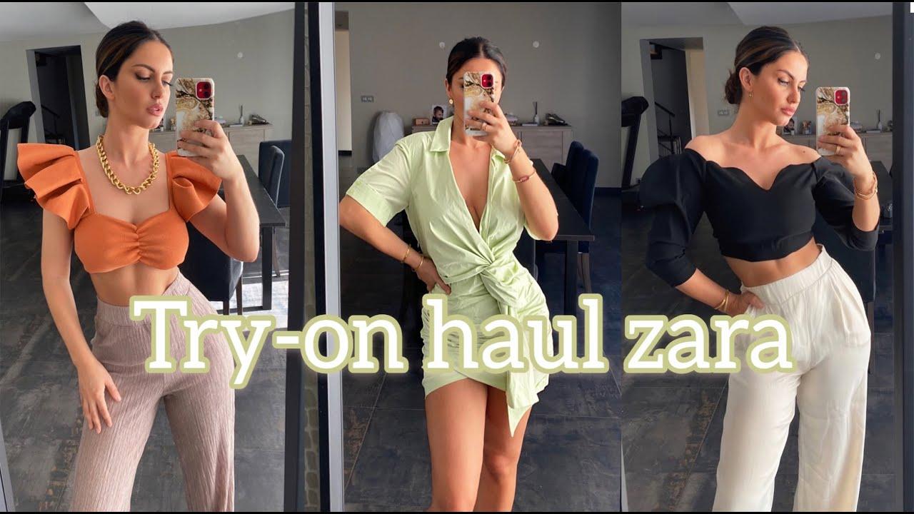 HAUL TRY-ON ZARA - Aurela