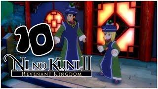 Ni no Kuni 2 #10 - Die Falschwürfelfabrik