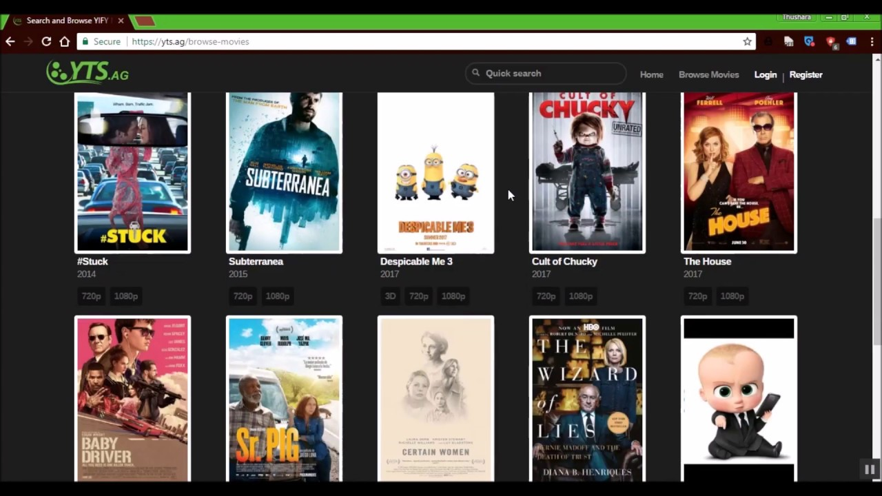 movies torrenting sites 2017