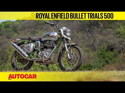 Royal enfield trials