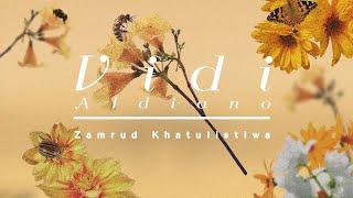 Vidi Aldiano - Zamrud Khatulistiwa (Official Lyric Video)