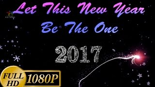Happy New Year 2017   Awesome 3d video Animation, Firework, Greetings   HD