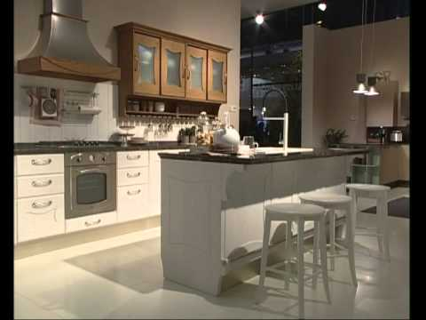 CREO Kitchens ad Eurocucina 2014 - YouTube