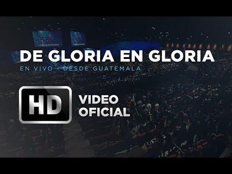 De Gloria En Gloria - Marco Barrientos - En Vivo Desde Guatemala