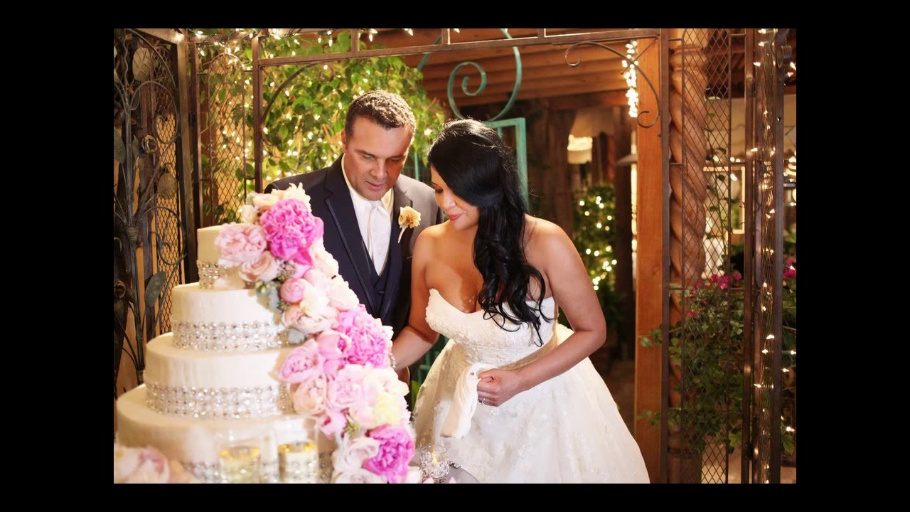 Real Weddings Youtube: Real Wedding L The Hacienda Santa Ana L Elizabeth And