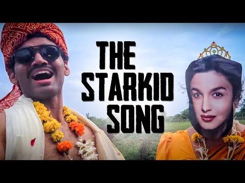 Zingaat Dhadak Parody - The StarKid Song | Salil Jamdar & Co.