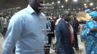 RCCG HOLY GHOST CONGRESS 2018 DAY 3  EVENING SESSION
