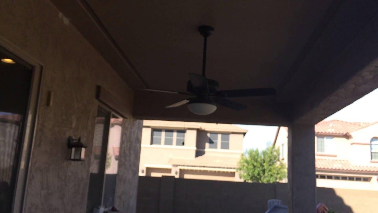 "52"" Harbor Breeze Calera Ceiling Fan"