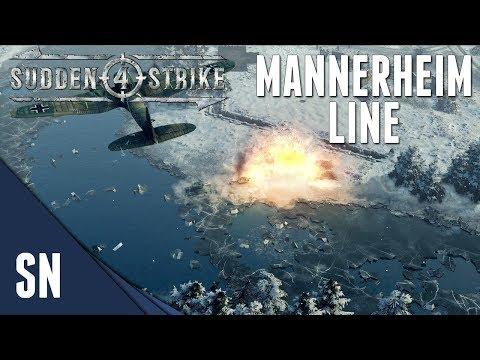 MANNERHEIM LINE - Sudden strike 4 - Finnish Campaign #2