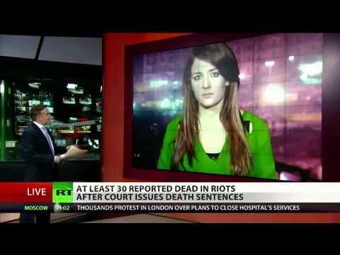 Egypt court backs Port Said football riot death sentences