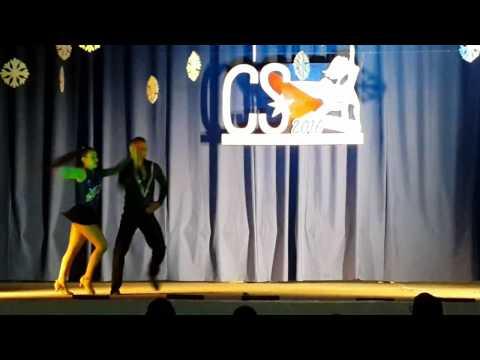 CASINO SHOW 2016 1er Lugar  Pareja Libre Juan y Jhoyse Talenttum Maracaibo