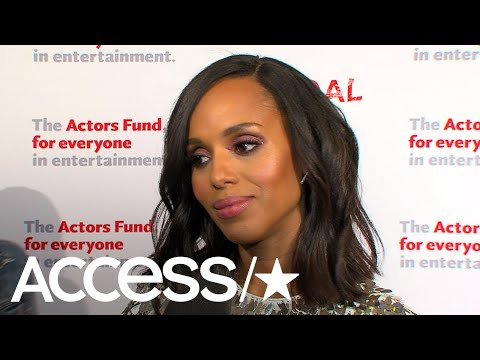 'Scandal': Kerry Washington Opens Up About Saying Goodbye To Olivia Pope | access