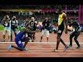 Why Fans Booed Justin Gatlin At 2017 World Athletics Championships