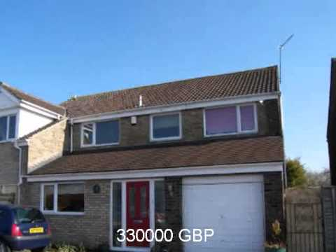 Property For Sale in the UK: near to Swindon Wiltshire 330000 GBP House