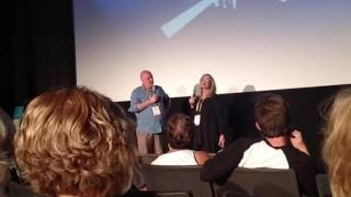Beatrice Welles at Chimes of Midnight screening, 7-28-2016