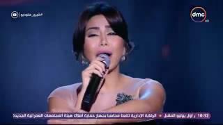 """شيري ستوديوالسوبر ستار شيرين عبد الوهاب  تشعل المسرح بأغنية   """" أه يا ليل  """" 2017"""