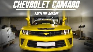 Chevrolet Camaro 'Gold Bird' в Eastline Garage