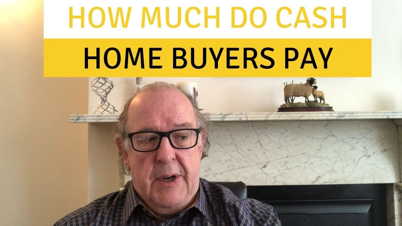 How much do cash home buyers pay