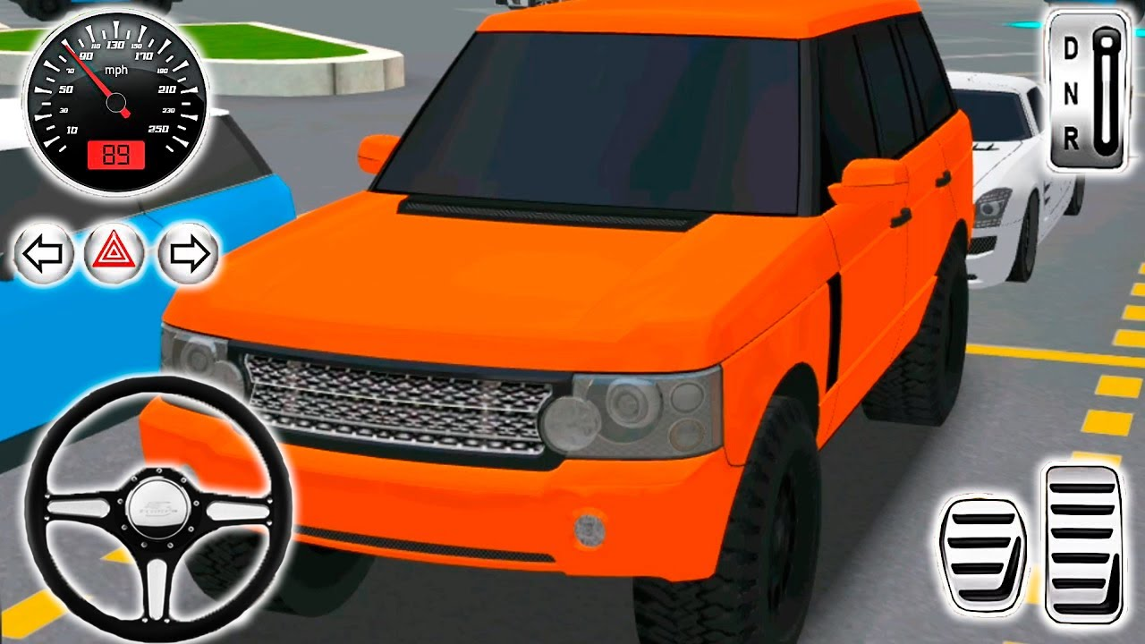 Parking Frenzy 3d Game #24 Car City Driving Android ios Gameplay