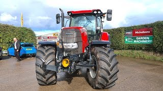 THIS Is The Austrian Built Case IH Puma 175 CVX!