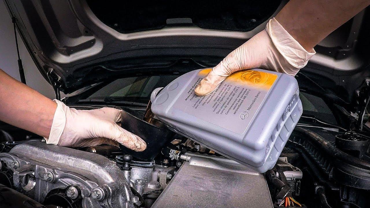 Mercedes Oil Change >> Mercedes C Glc E300 Class 2015 Oil Change Tutorial