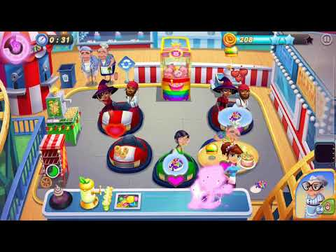Diner DASH Adventures - Chapter 18 - Getting ALL STARS In Florence's Snack Shoppe + Full Story