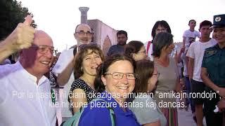 Mia Asocio, Mia Urbo – Taŝkento, Uzbekio – Gafur Mirzo