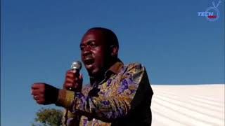Mnangagwa does not have support of tax payers says chamisa