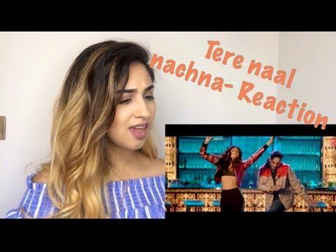 Download Lagu  TERE NAAL NACHNA REACTION - Nawabzaade - Athiya Shetty, Badshah, Sunanda S, Raghav, Punit, Dharmesh Mp3 Free