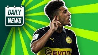 Wo geht Jadon Sancho hin? Ralf Rangnick neuer Milan-Boss? Dani Olmo: Fast zum FC Bayern?