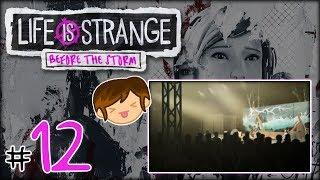 "LIFE IS STRANGE: Before the Storm #12 - Epizod II [6/7] - ""Sztuka i Czysta Magia"""