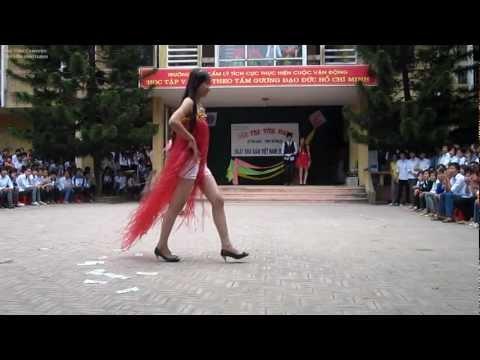 THPT Cẩm Lý -11A3 Fashion show