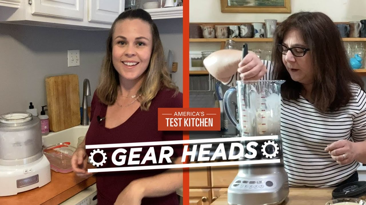Gear Heads | Which Homemade Ice Cream Equipment is Right for You?