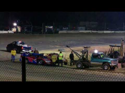 North Fl Speedway Emod Feature Race 11 25 17