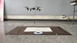 Drone Art - Drone Drawing by Benjamin Khachaturian