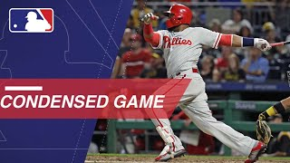 Condensed Game: PHI@PIT - 7/6/18