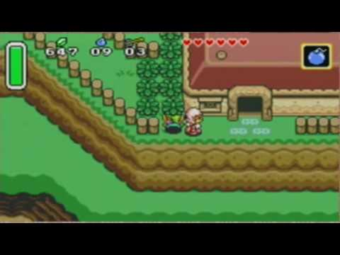 Legend Of Zelda A Link To The Past Pegasus Boots Book Of Mudora Heart Pieces 6 Of 35 Youtube