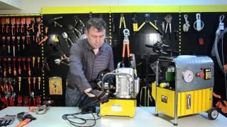 Маслостанции SHTOK | Обзор маслостанции СНГ-6306Э SHTOK.