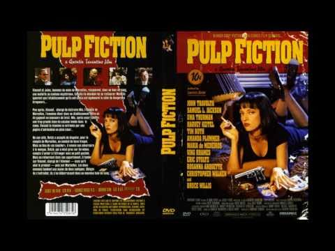 Pulp Fiction Soundtrack  Commanche 1964  The Revels  Track 12  HD